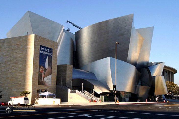 Sala de Conciertos Walt Disney en Los Angeles