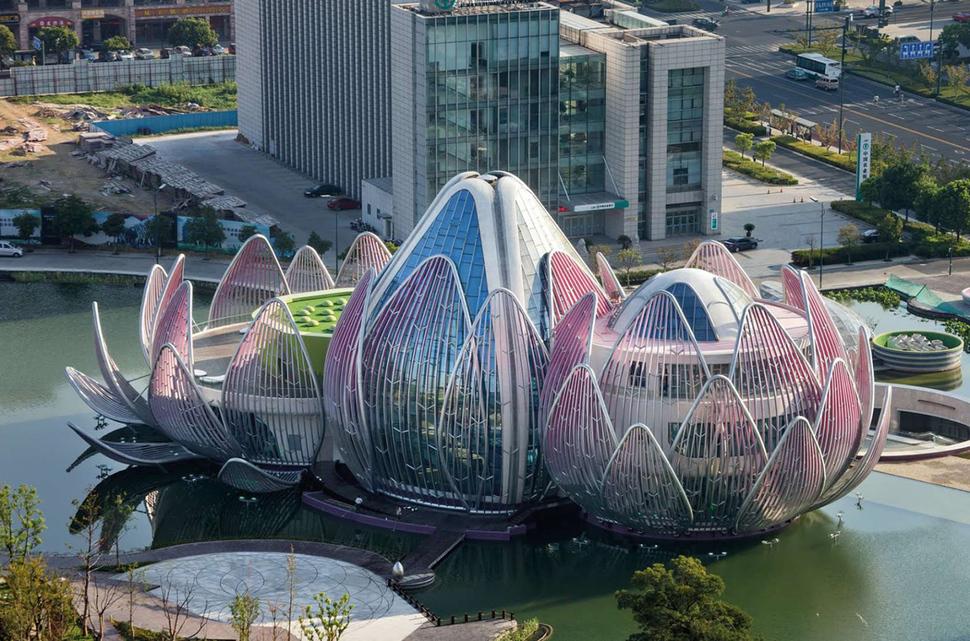 20 obras de arquitectura que resucitan por la noche - Arquitectura Ideal 1