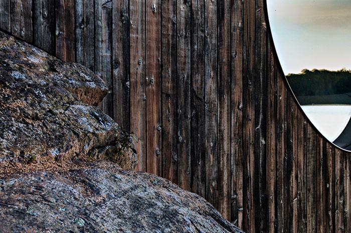 Elegante sauna canadiense con unas vistas extraordinarias 6