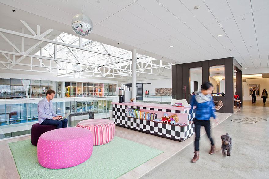 Las 12 oficinas mas chulas del mundo - Arquitectura Ideal - Airbnb 1