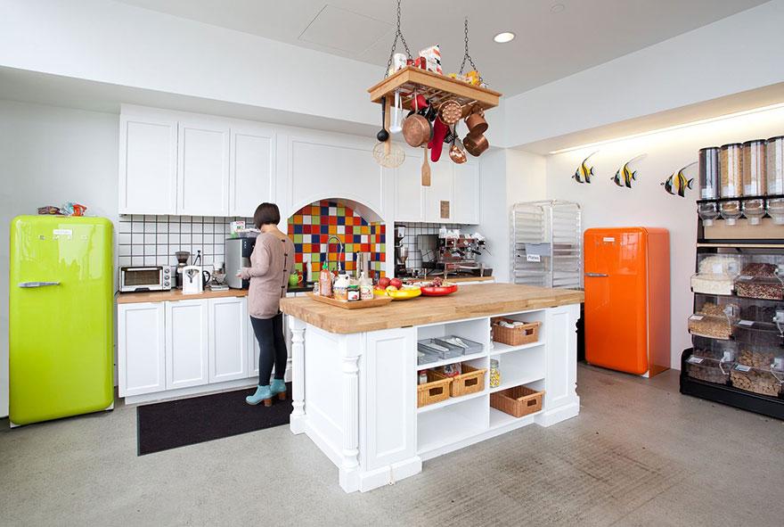 Las 12 oficinas mas chulas del mundo - Arquitectura Ideal - Airbnb 3
