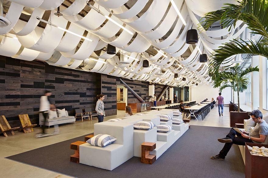 Las 12 oficinas mas chulas del mundo - Arquitectura Ideal - Dropbox 1