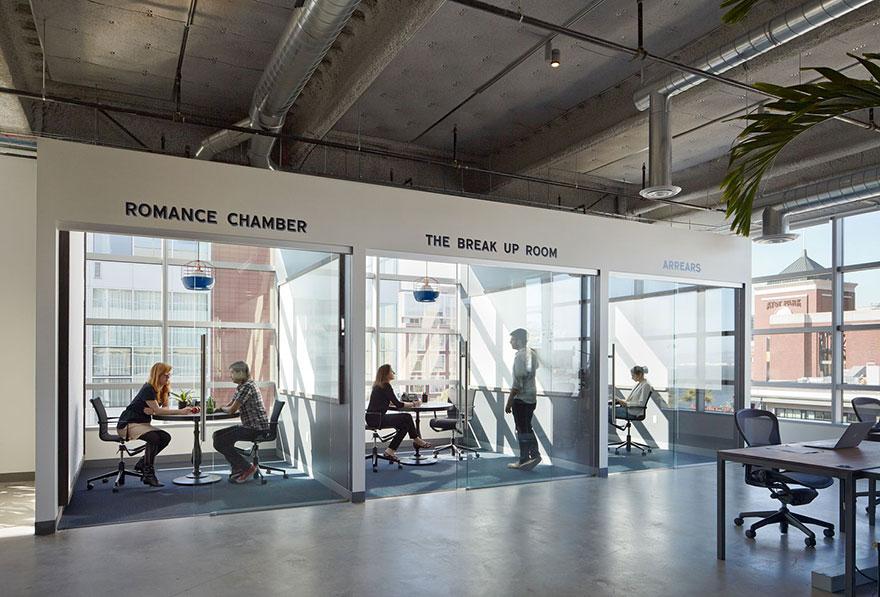 Las 12 oficinas mas chulas del mundo - Arquitectura Ideal - Dropbox 2