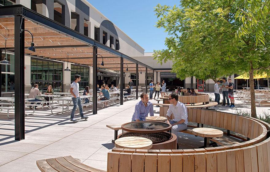 Las 12 oficinas mas chulas del mundo - Arquitectura Ideal - Facebook 2