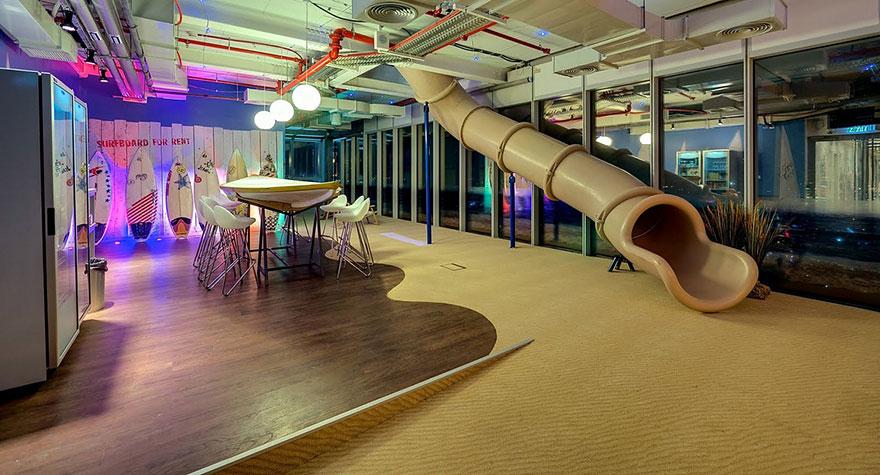 las 12 oficinas m s chulas del mundo arquitectura ideal