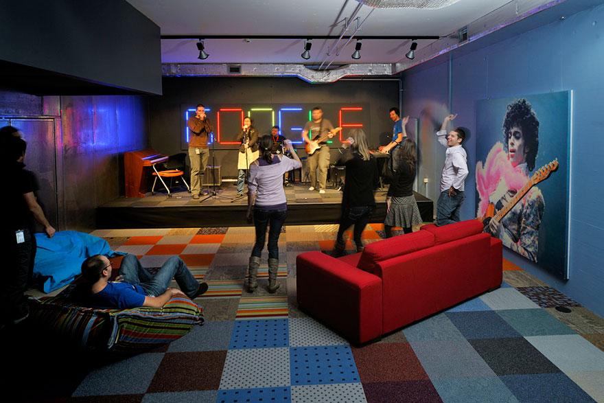 Las 12 oficinas mas chulas del mundo - Arquitectura Ideal - Google 7