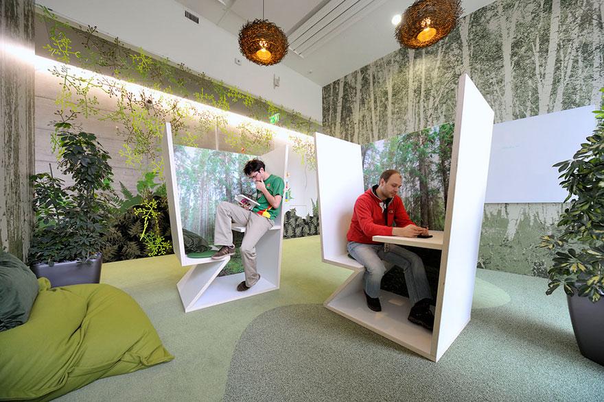 Las 12 oficinas mas chulas del mundo - Arquitectura Ideal - Google 8
