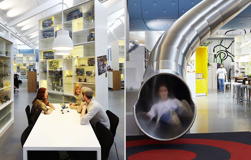 Las 12 oficinas mas chulas del mundo - Arquitectura Ideal - LEGO 2