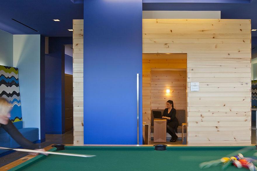 Las 12 oficinas mas chulas del mundo - Arquitectura Ideal - Nokia 3