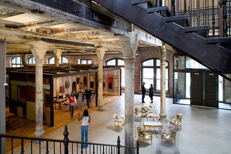 Las 12 oficinas mas chulas del mundo - Arquitectura Ideal - Urban Outfitters 1