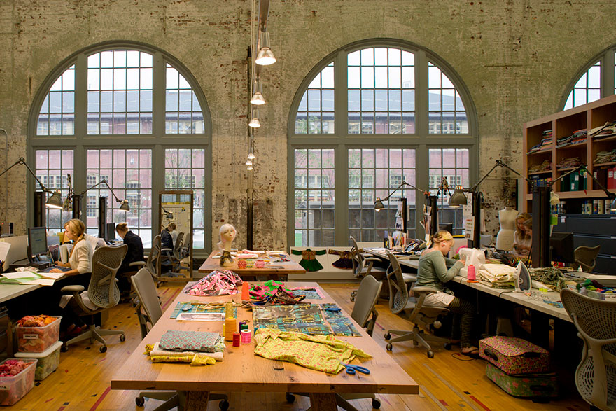 Las 12 oficinas mas chulas del mundo - Arquitectura Ideal - Urban Outfitters 6