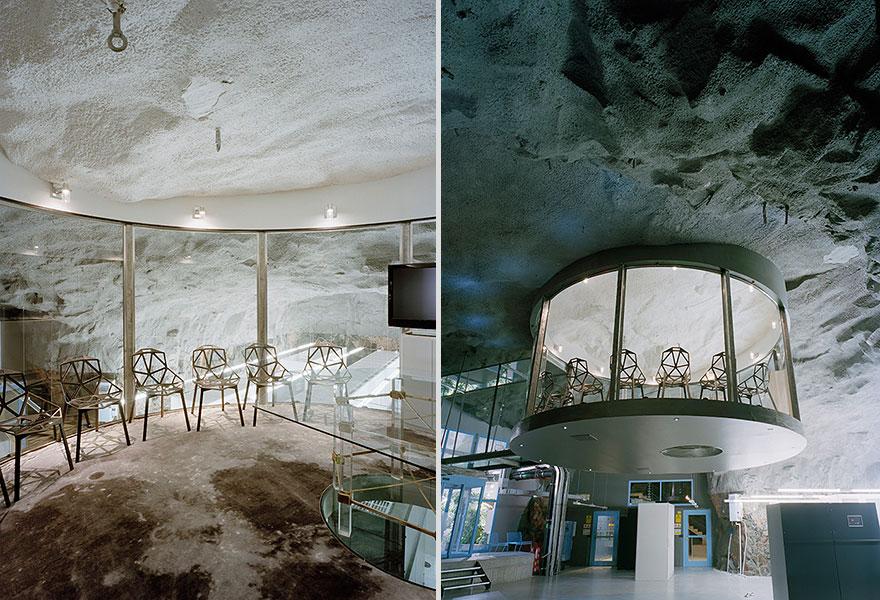 Las 12 oficinas mas chulas del mundo - Arquitectura Ideal - White Mountain 2