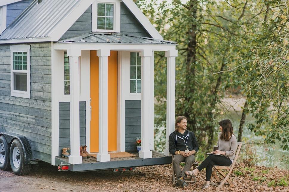 Si esta casa movil te parece bonita espera a verla por dentro 1