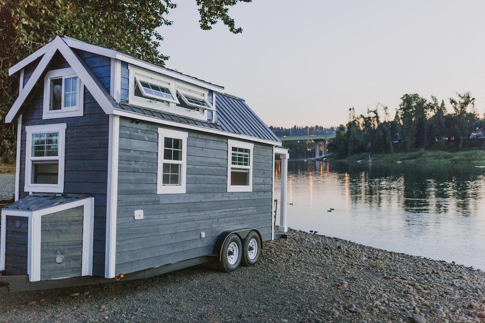 Si esta casa movil te parece bonita espera a verla por dentro 2