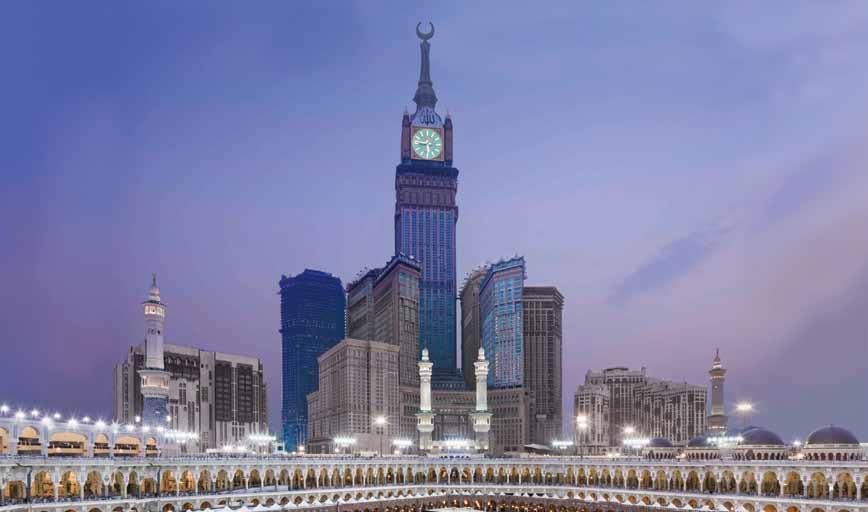 Torres de Abraj Al-Bait