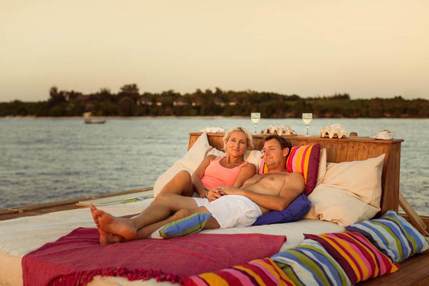 Un hotel flotante en Zanzibar que te permite dormir junto a los peces 6