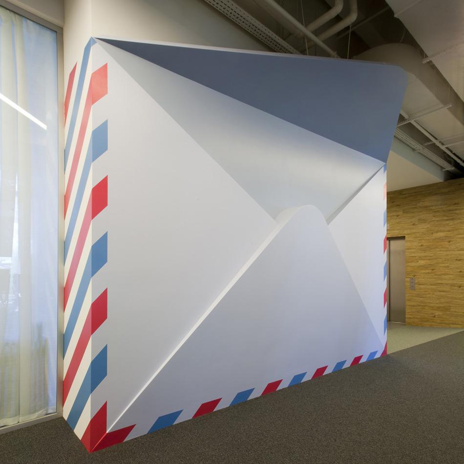 Un paseo por las extraordinarias oficinas de Google Rusia 15