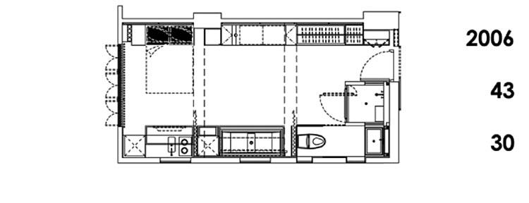 apartamento hong kong 24 en una  2006