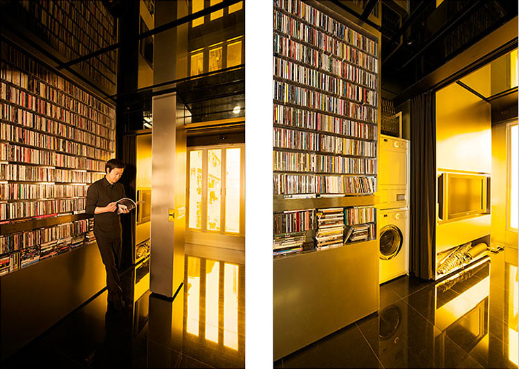 Este peque o apartamento de hong kong contiene 24 - Apartamentos en hong kong ...