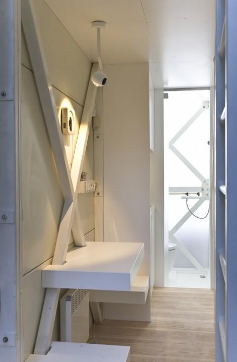 baño casa keret