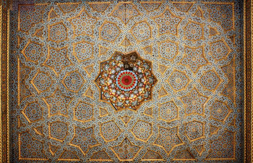 bahaud din naqshabnd mausoleum bukhara uzbekistan