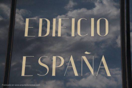 edificio espana granvia madrid 1