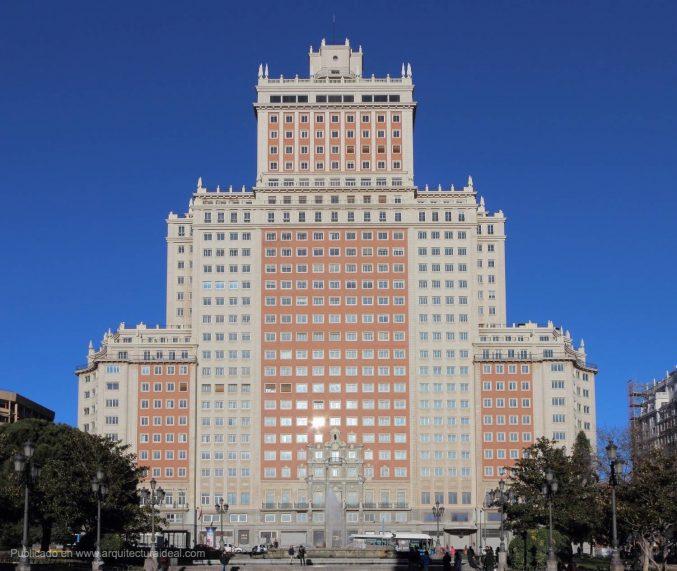 edificio espana granvia madrid 9