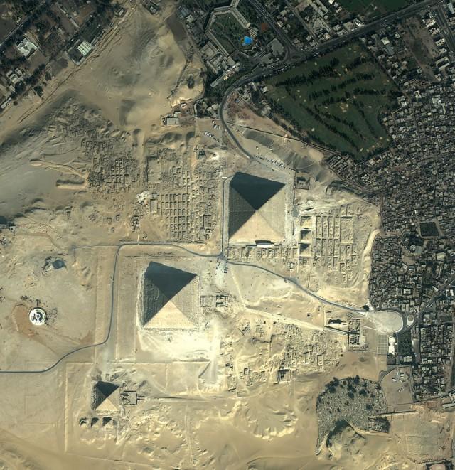 giramide giza egipto