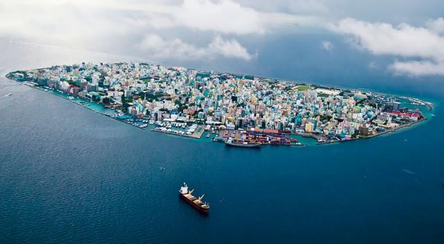 isla de male maldivas