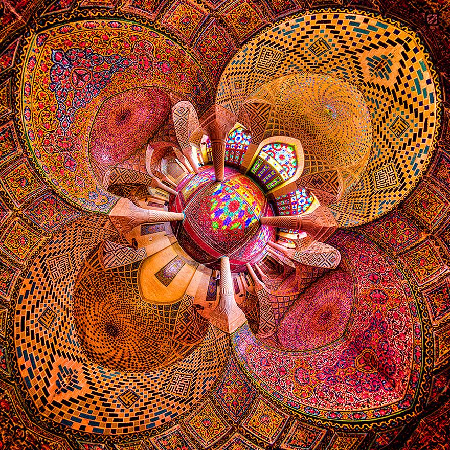 nasir al-mulk mosque shiraz iran 3