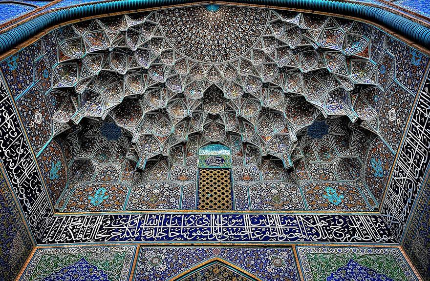 sheikh luth allah mosque isfahan iran