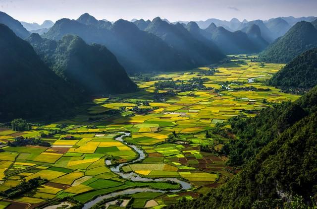 valle bac son vietnam