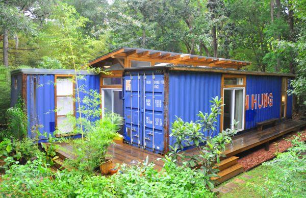 Eco-casa hecha con dos containers 2