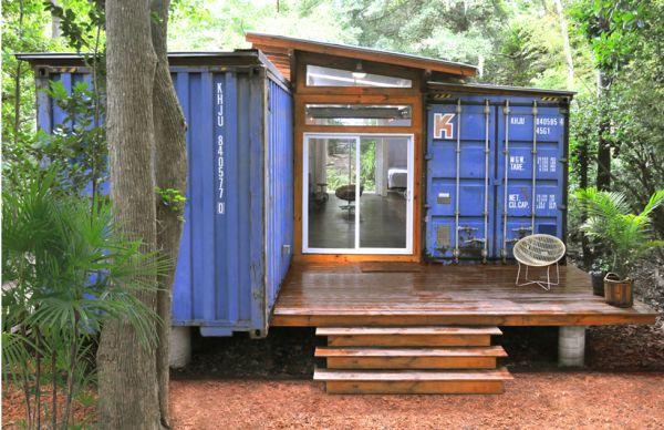 Eco-casa hecha con dos containers 3