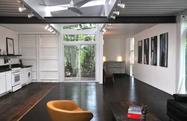 Eco-casa hecha con dos containers 6