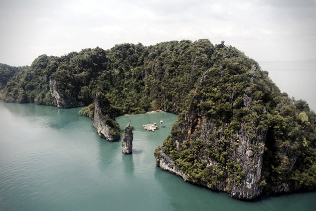El cine que flota en el agua ya es una realidad 7