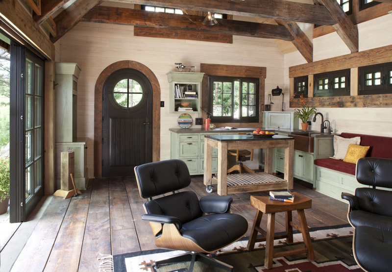 Encantadora casa de campo que parece sacada de un cuento 10