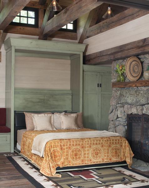 Encantadora casa de campo que parece sacada de un cuento 11