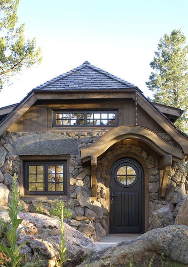 Encantadora casa de campo que parece sacada de un cuento 7