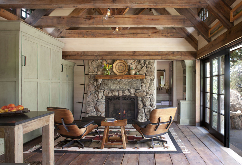 Encantadora casa de campo que parece sacada de un cuento 8