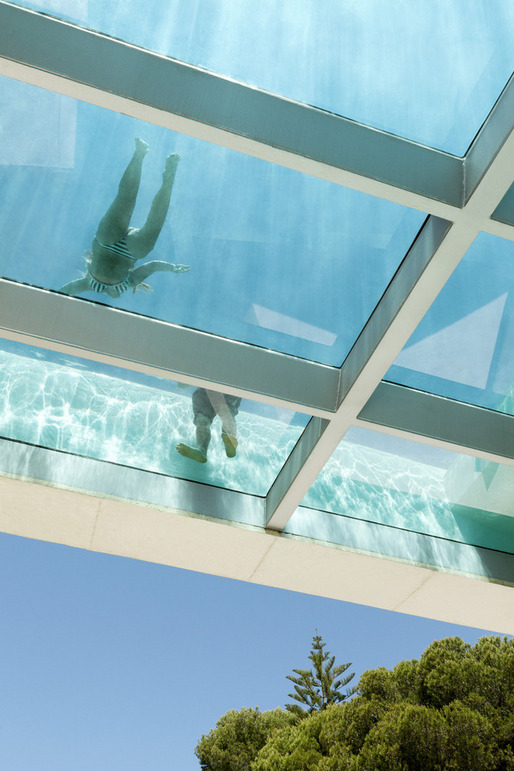 Jellyfish House, espectacular residencia con terraza en la azotea y piscina infinita 10