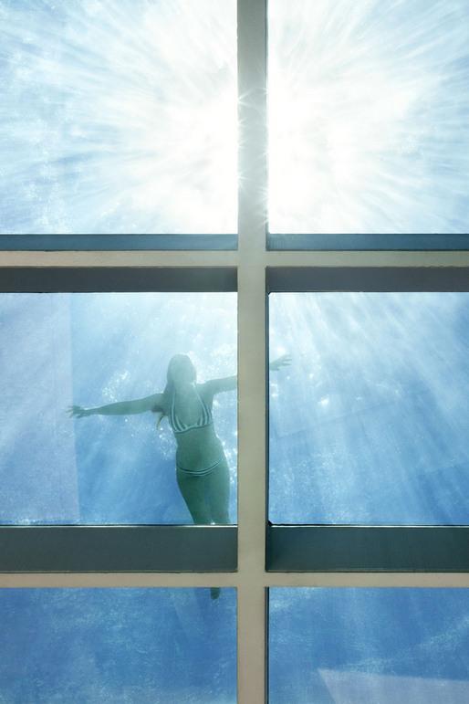 Jellyfish House, espectacular residencia con terraza en la azotea y piscina infinita 4