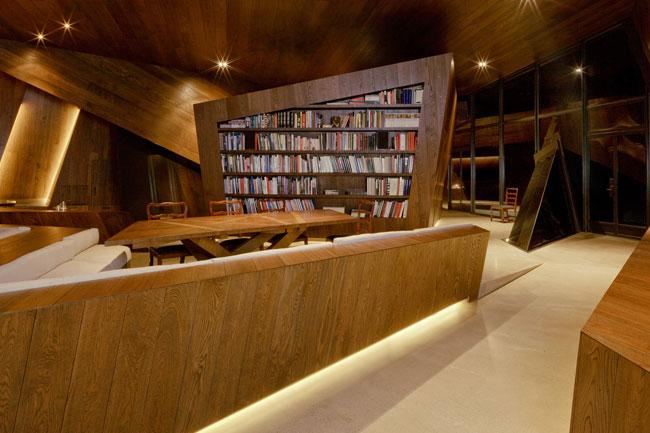Llevando la arquitectura a un nuevo nivel la casa 18.36.54 de Daniel Libeskind 13