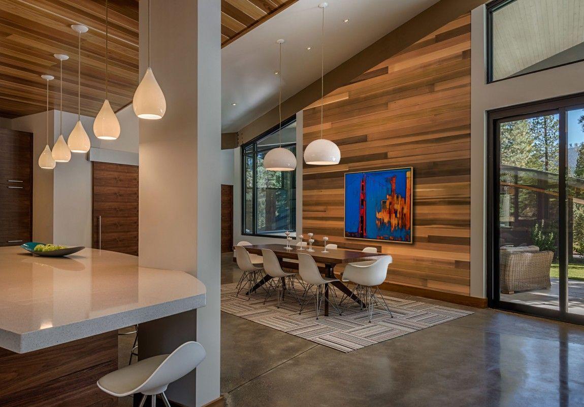 Moderna cabaña en California que se funde con el paisaje 10