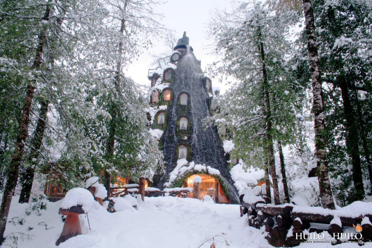 Montana Magica una montana convertida en un hotel 10
