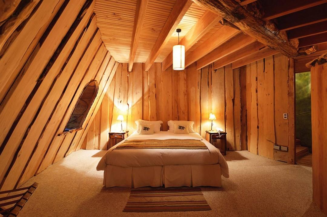 Montana Magica una montana convertida en un hotel 5