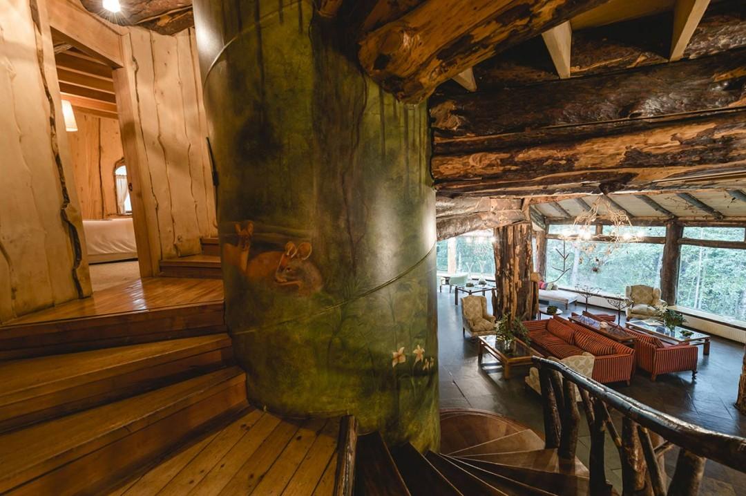 Montana Magica una montana convertida en un hotel 8