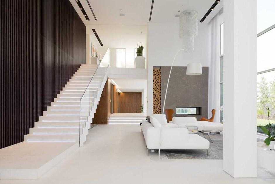 Una casa situada cerca de Moscú lleva el lujo a nuevos extremos 10