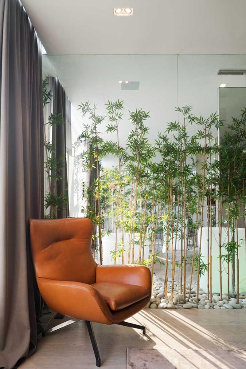 Una casa situada cerca de Moscú lleva el lujo a nuevos extremos 26