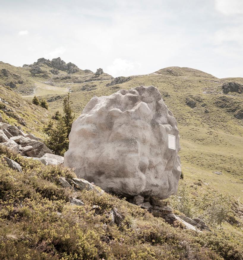 cabaña de roca 1